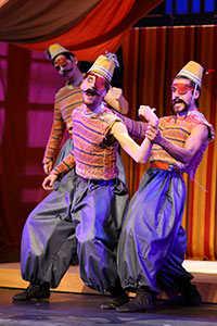 Infini Theatre Les 1001 Nuits Photo 3
