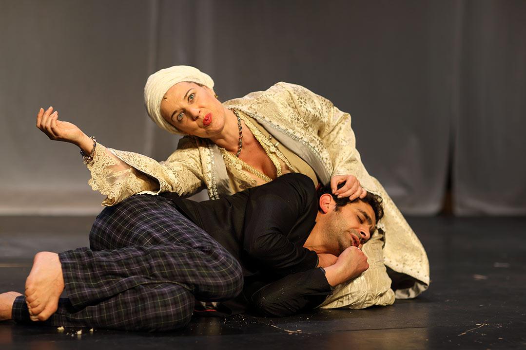 Infini Theatre Les 1001 Nuits Photo 4