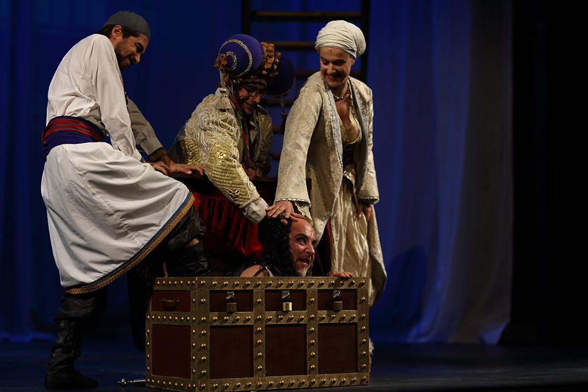 Infini Theatre Les 1001 Nuits Photo 6