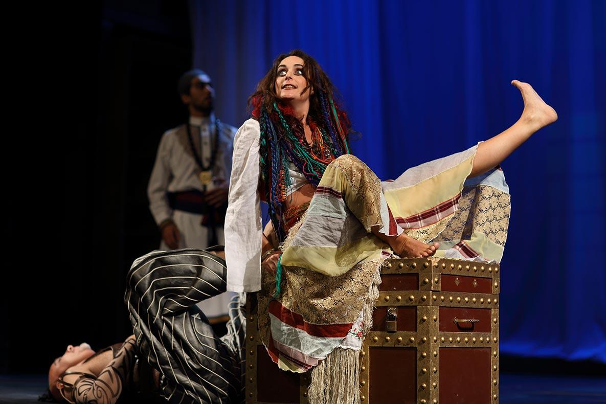 Infini Theatre Les 1001 Nuits Photo 7