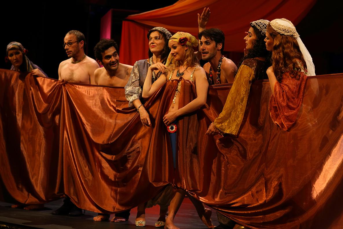 Infini Theatre Les 1001 Nuits Photo 8