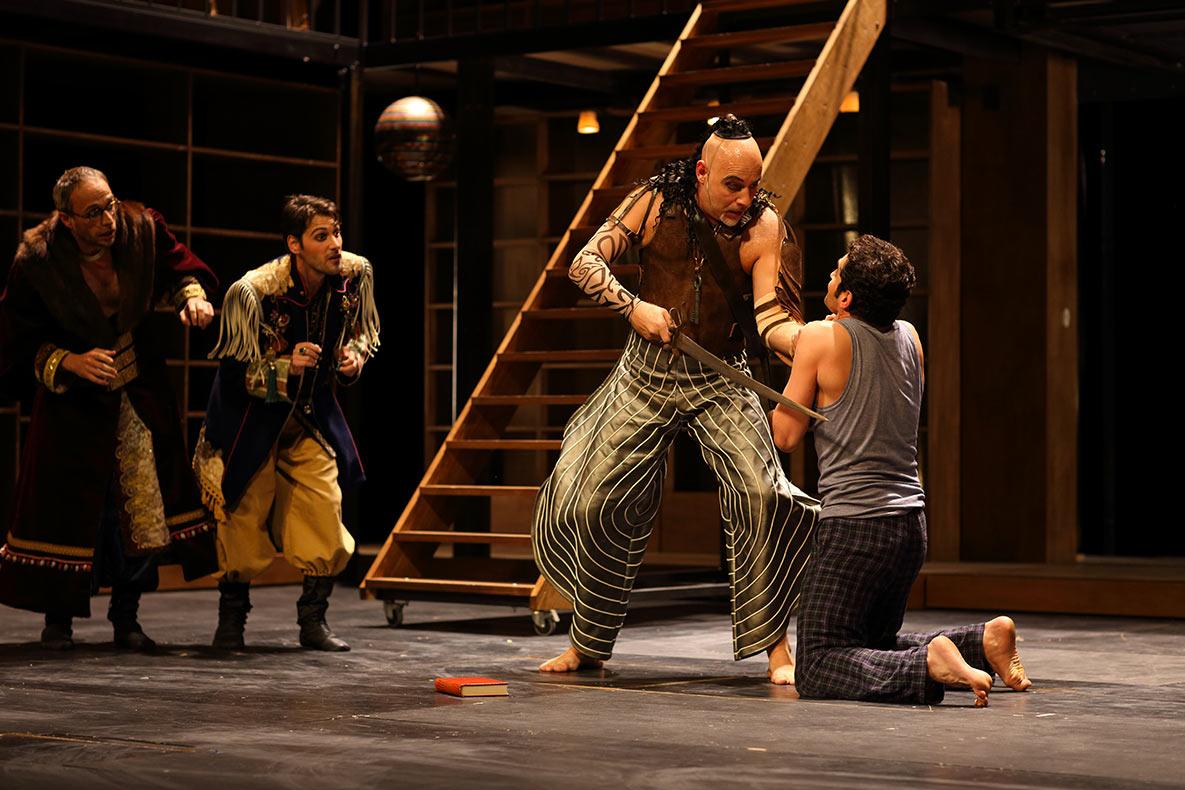 Infini Theatre Les 1001 Nuits Photo 9