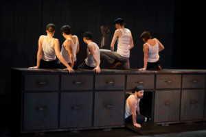 Infini Théâtre Le Sacre et l'Eveil - (c)Pierre Bolle E45I3225